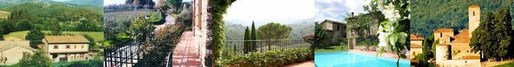 Vacation rental accommodations in Tuscany